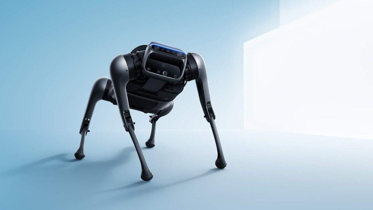 Xiaominin robot köpeği CyberDog tanıtıldı