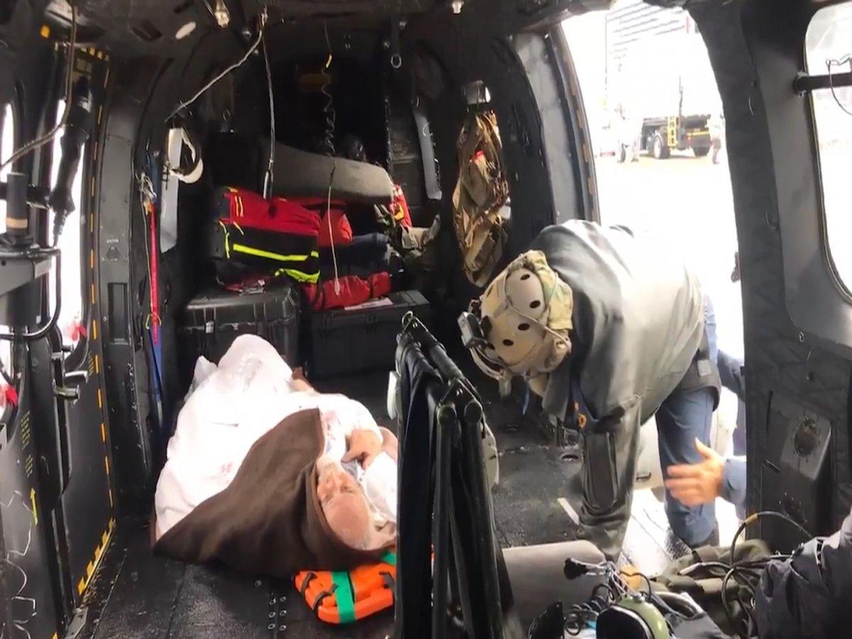AFAD: Kastamonu da sel sularına kapılan 2 kişi hayatını kaybetti #6