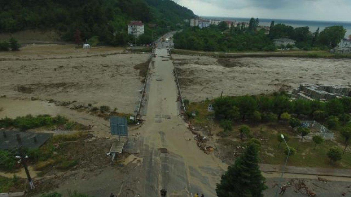 AFAD: Kastamonu da sel sularına kapılan 2 kişi hayatını kaybetti #7