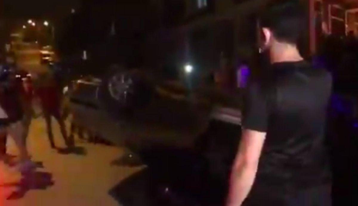 Ankara da Suriyelilerin dükkanlarına saldırdılar #9