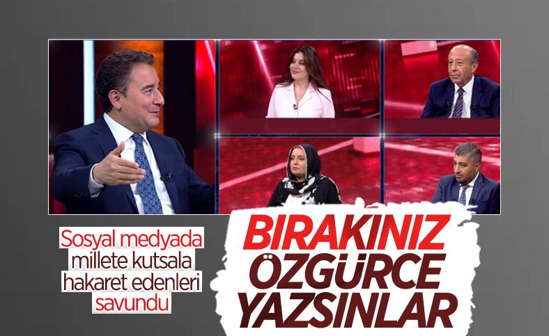 Ali Babacan'dan Ekşi Sözlük güzellemesi