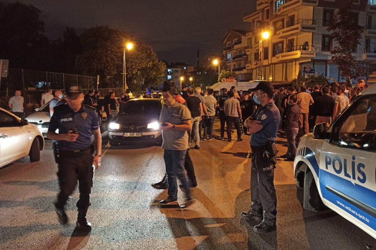 Altındağ daki provokasyona ilişkin 76 kişi yakalandı #1