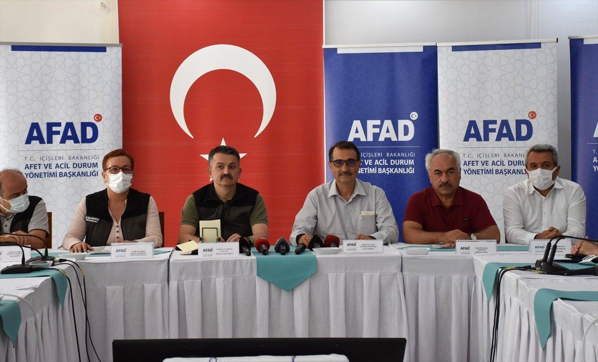 Bekir Pakdemirli: Antalya ve Muğla'da av yasağı kararı aldık #2