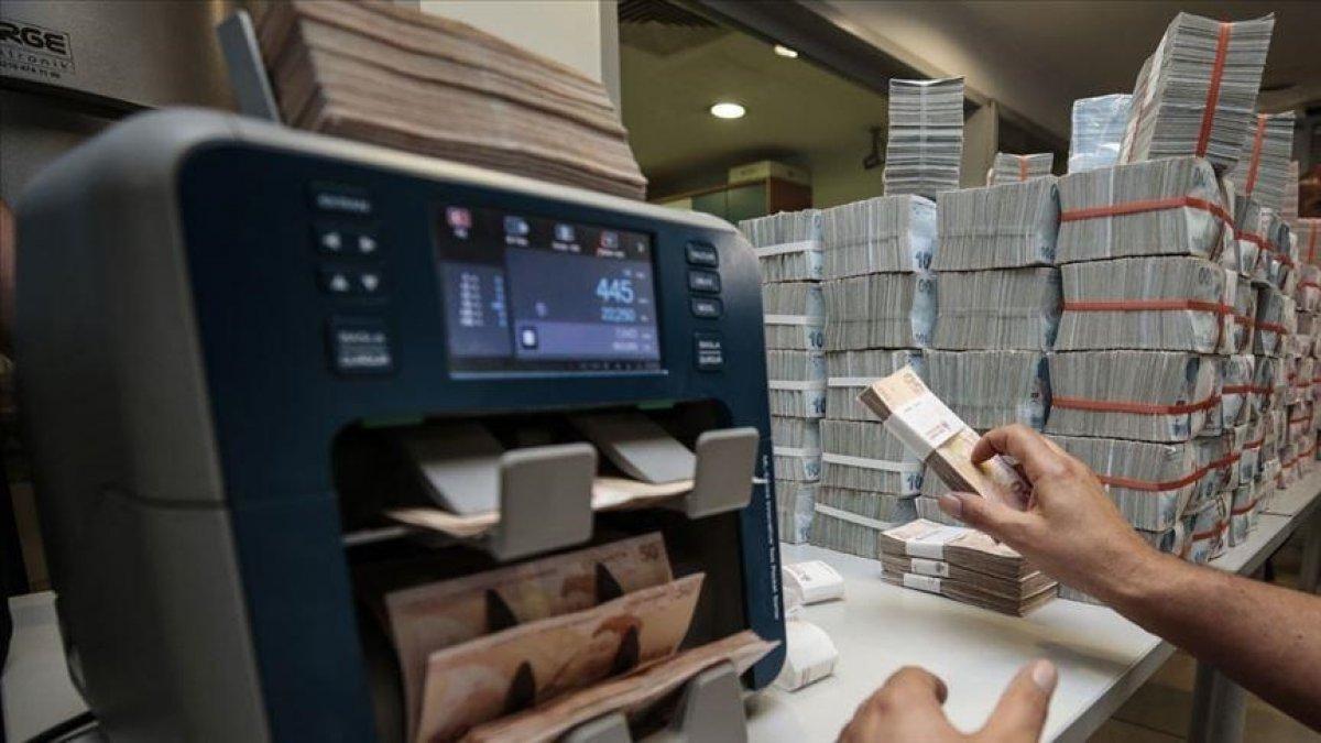 Bankacılık sektörünün mevduatı 2.4 milyar lira arttı #1
