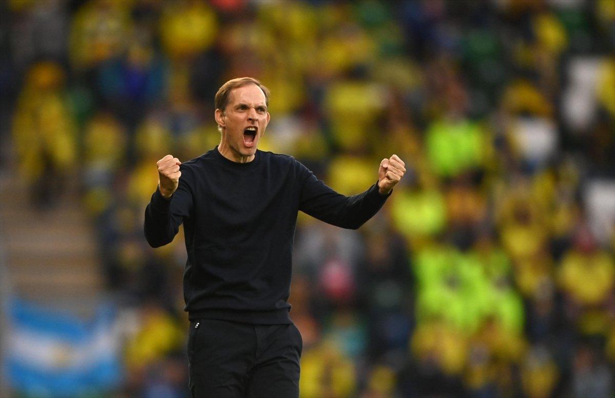 UEFA Süper Kupa sını Villarreal i penaltılarla yenen Chelsea kazandı #4