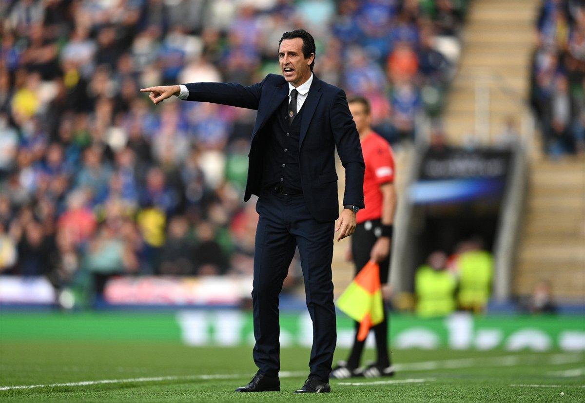 UEFA Süper Kupa sını Villarreal i penaltılarla yenen Chelsea kazandı #1