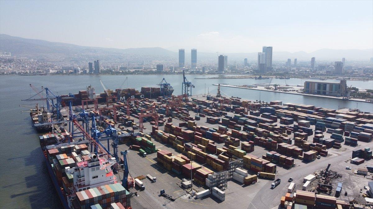 Ege nin yaptığı ihracat 1 yılda yüzde 21 arttı #1