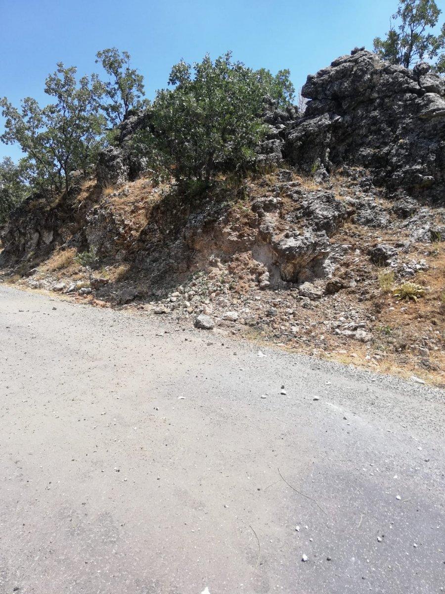 Adıyaman'da toprağa gömülü EYP patlatıldı  #3