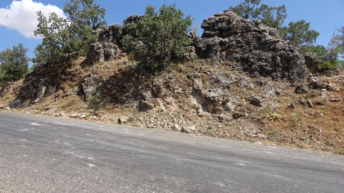 Adıyaman'da toprağa gömülü EYP patlatıldı  #2