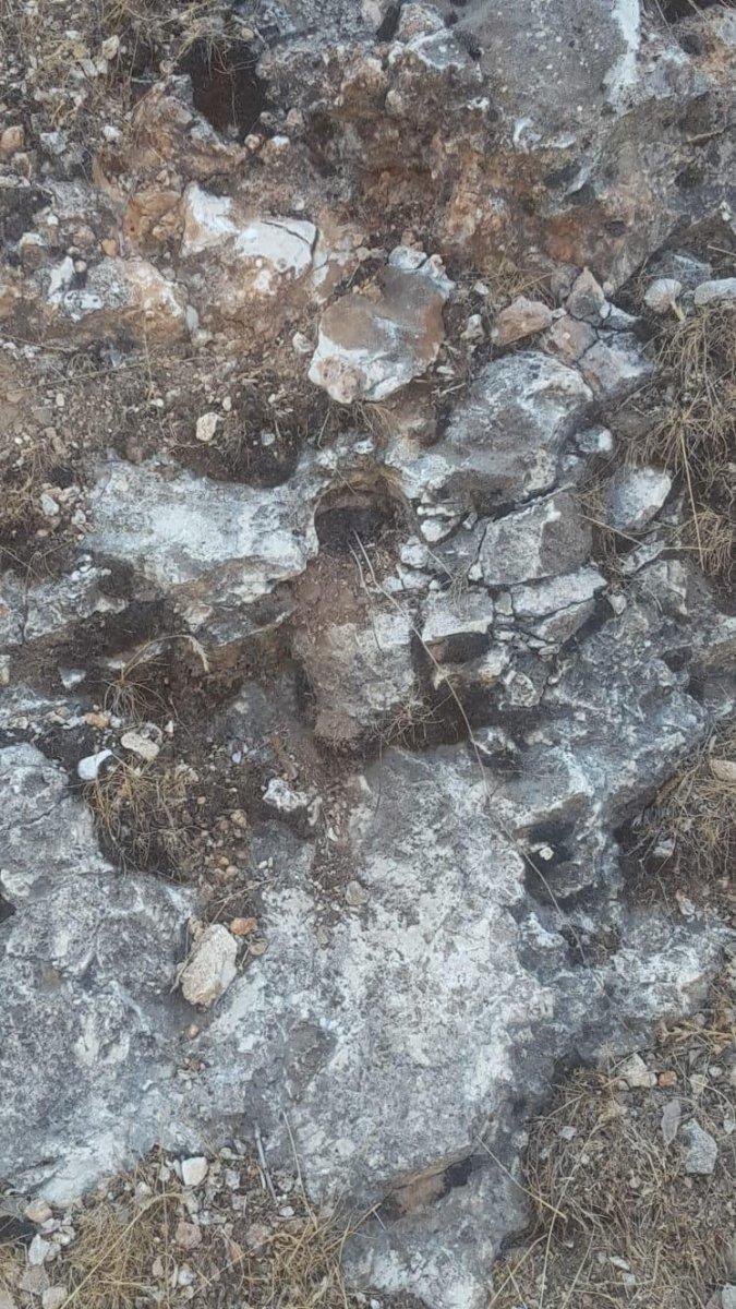 Adıyaman'da toprağa gömülü EYP patlatıldı  #4