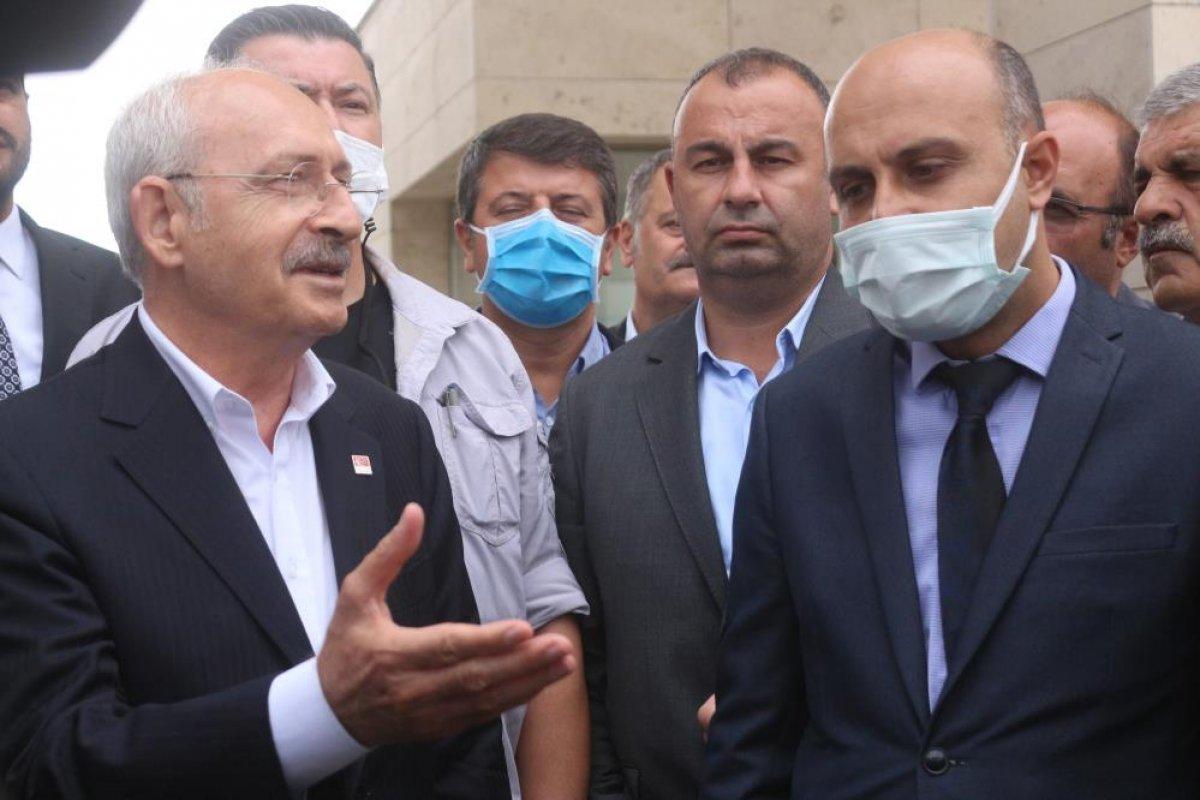Kemal Kılıçdaroğlu nda Kapıköy Sınır Kapısı na ziyaret  #4