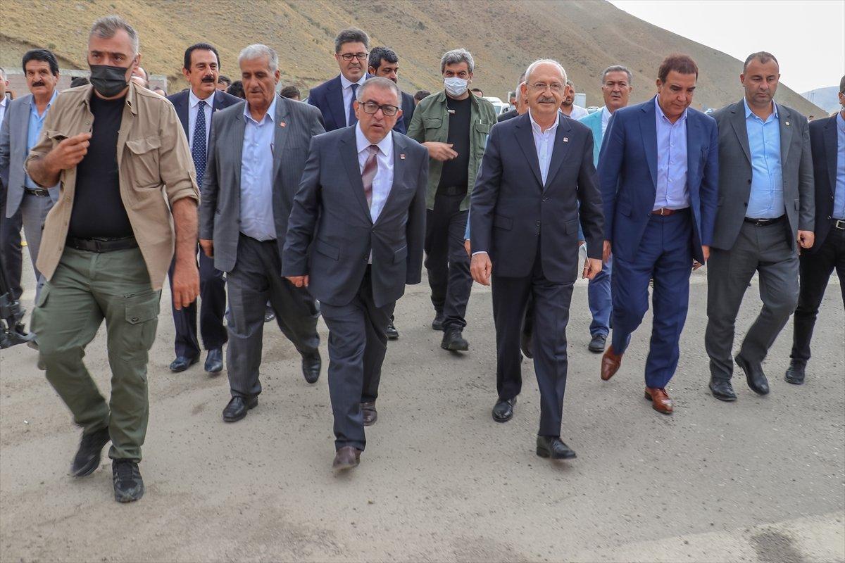 Kemal Kılıçdaroğlu nda Kapıköy Sınır Kapısı nı ziyaret  #4