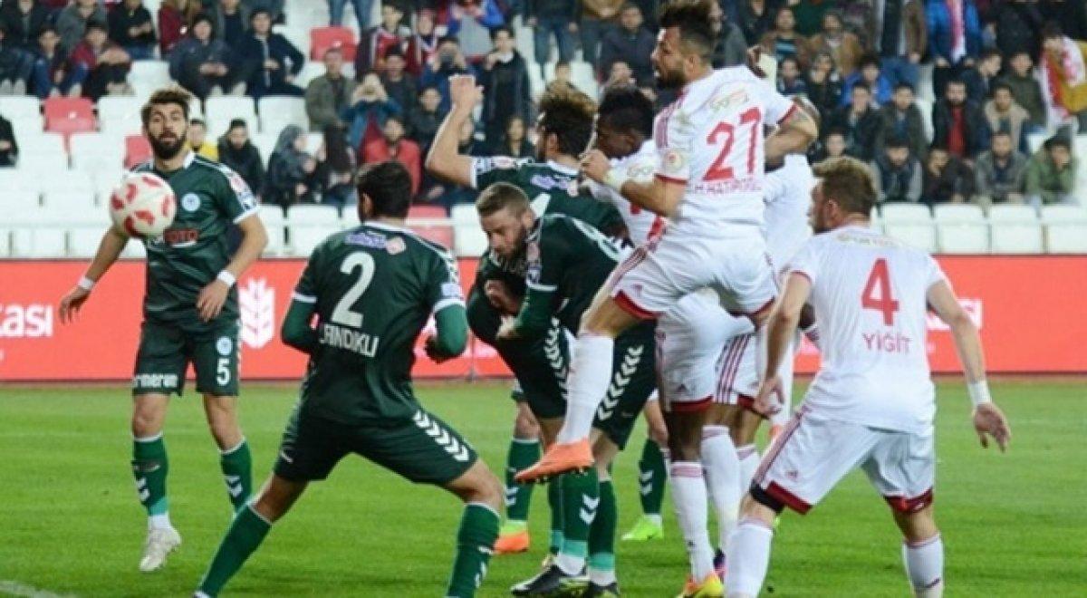 Süper Lig 2021-22: Sivasspor-Konyaspor maçı ne zaman, saat kaçta? #1