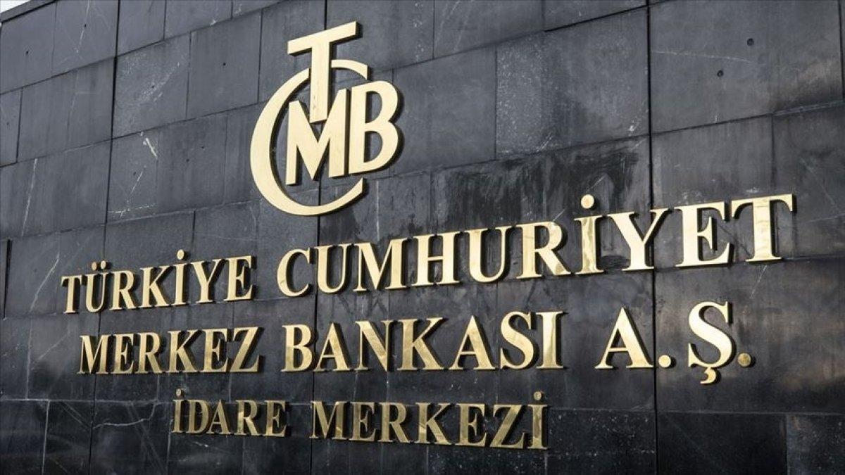 Merkez Bankası faiz kararını açıkladı #1