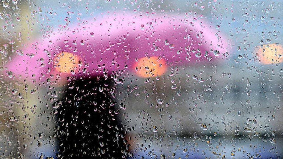 Meteoroloji uyardı: 4 ilde kuvvetli yağış bekleniyor #1