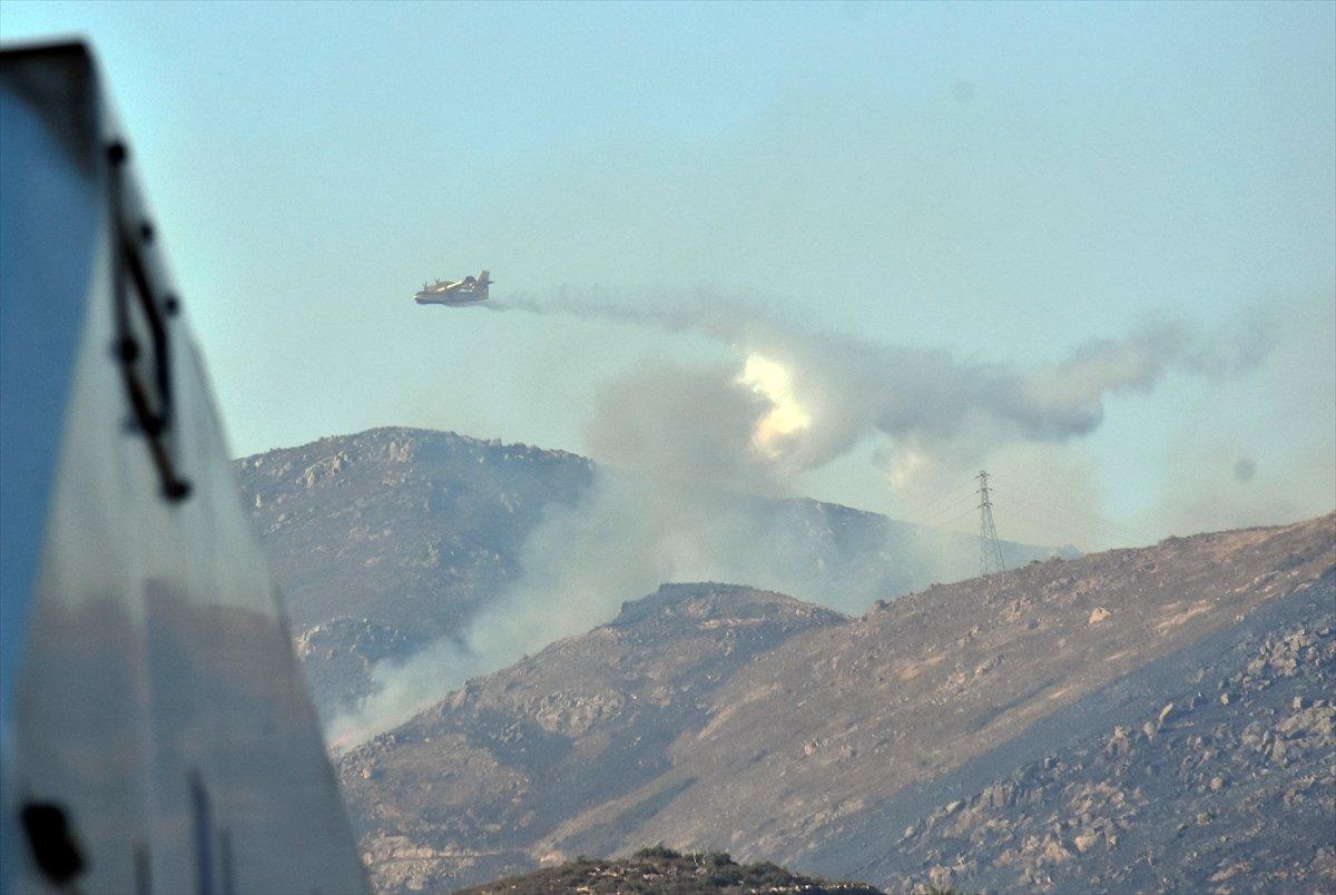 Bekir Pakdemirli: Tüm yangınlar kontrol altına alındı #1