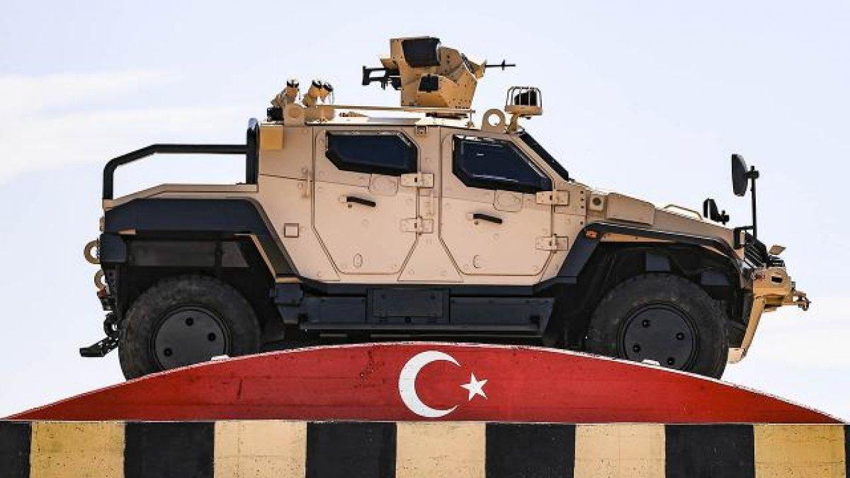 Türk zırhlısı Yörük 4x4 ün pikap versiyonu geliyor #3
