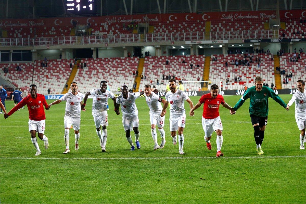 Sivasspor turu geçti #3