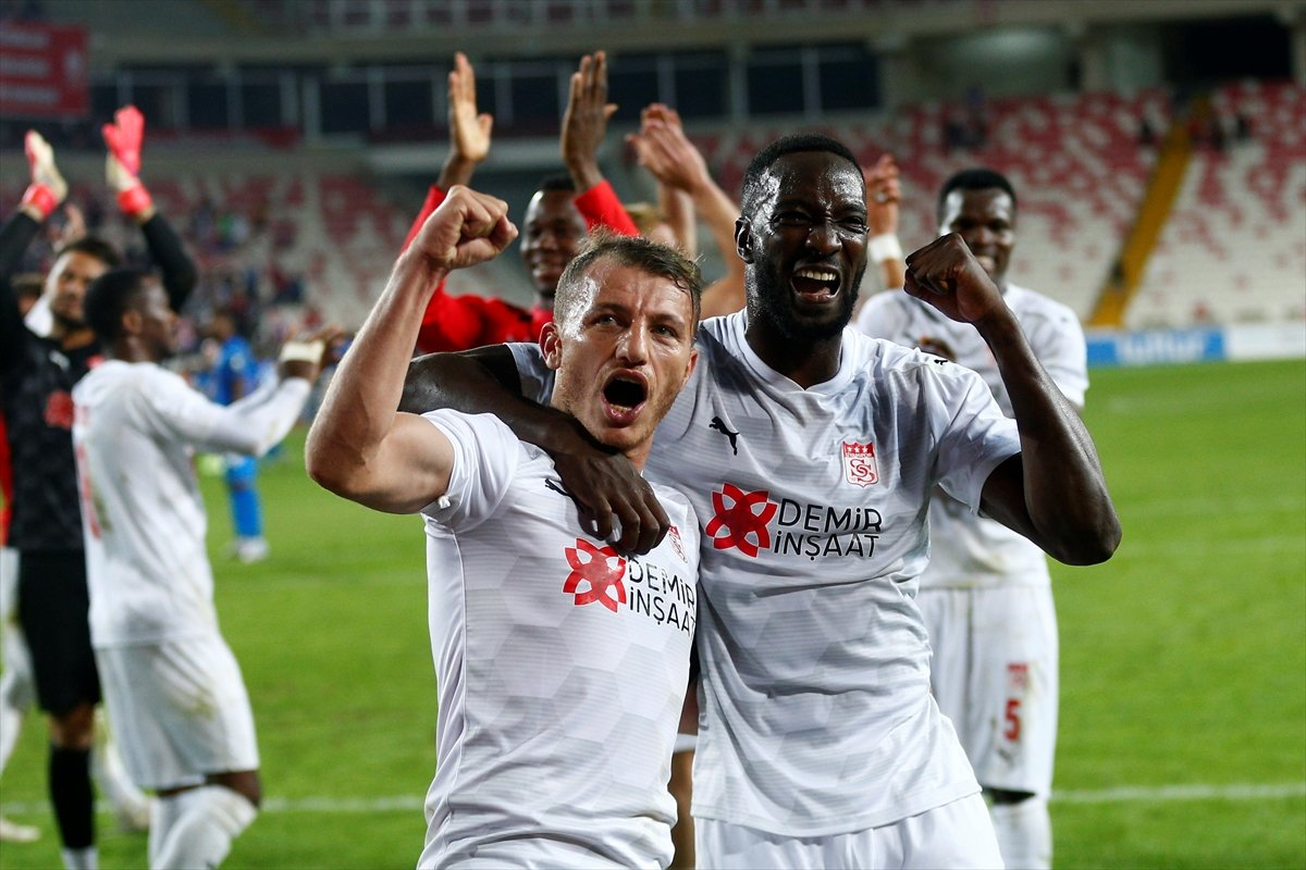 Sivasspor turu geçti #2