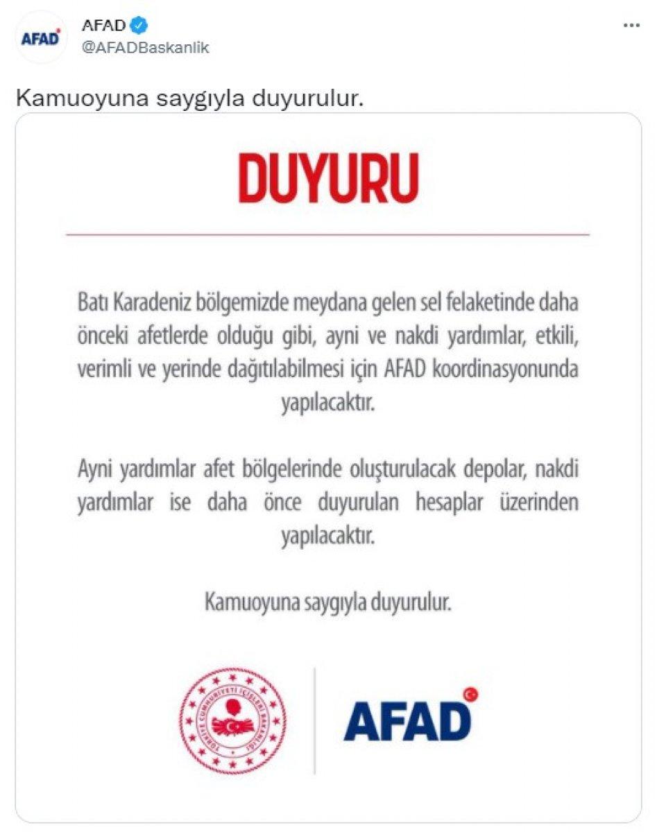 Felaketlerden zarar görenler için yardım kampanyası başlatılacak #5