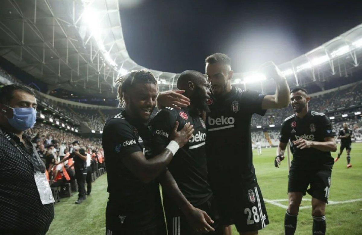 Kartal pençeyi taktı! Beşiktaş-Çaykur Rizespor maçı kaç kaç bitti? #2