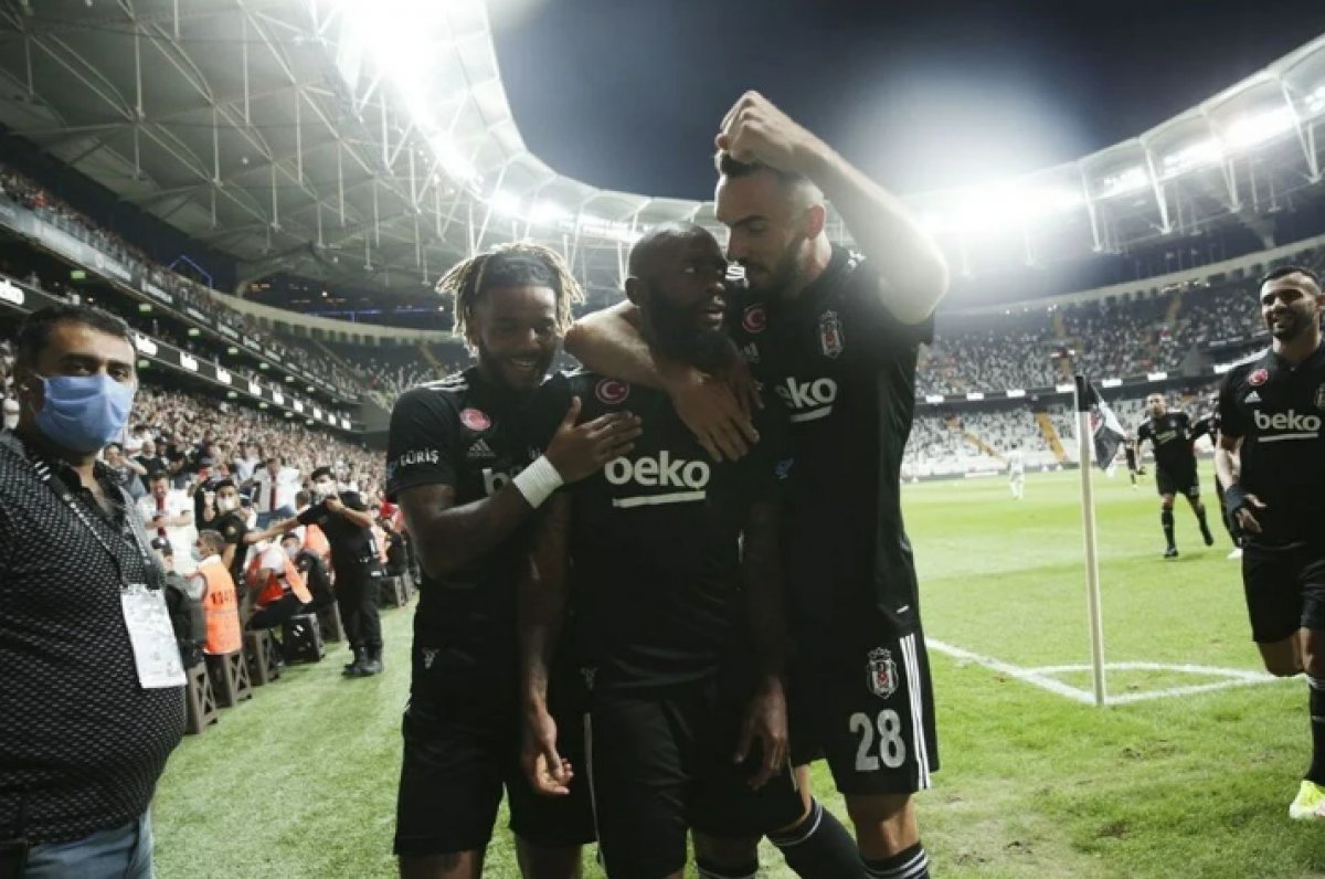Kartal pençeyi taktı! Beşiktaş-Çaykur Rizespor maçı kaç kaç bitti? #10