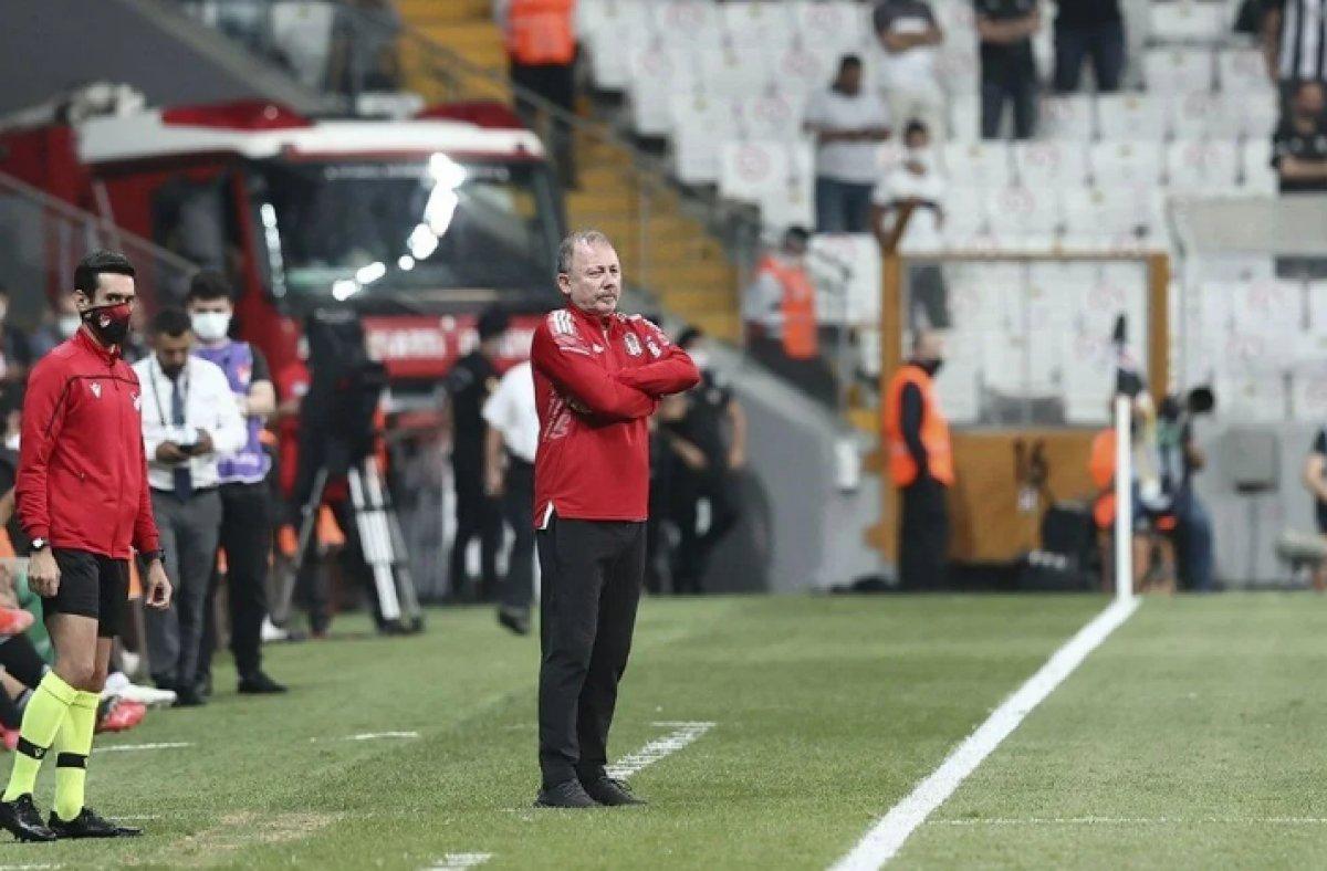 Kartal pençeyi taktı! Beşiktaş-Çaykur Rizespor maçı kaç kaç bitti? #9