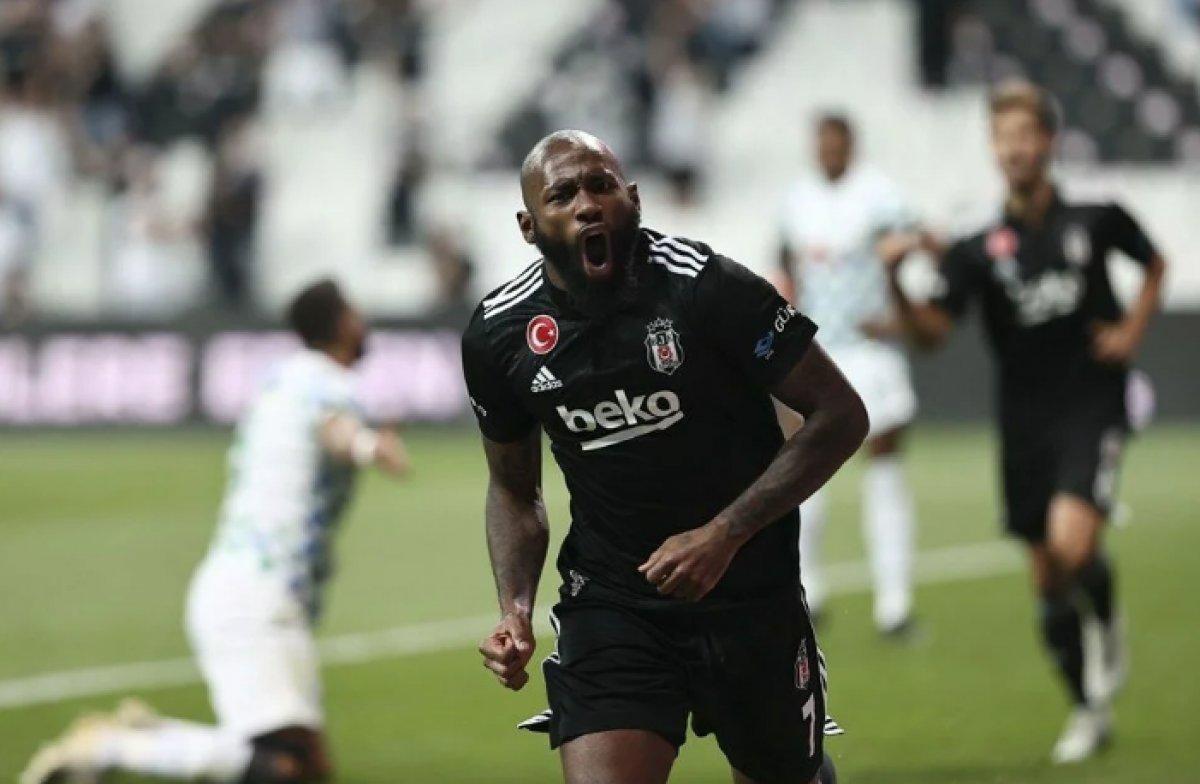 Kartal pençeyi taktı! Beşiktaş-Çaykur Rizespor maçı kaç kaç bitti? #1