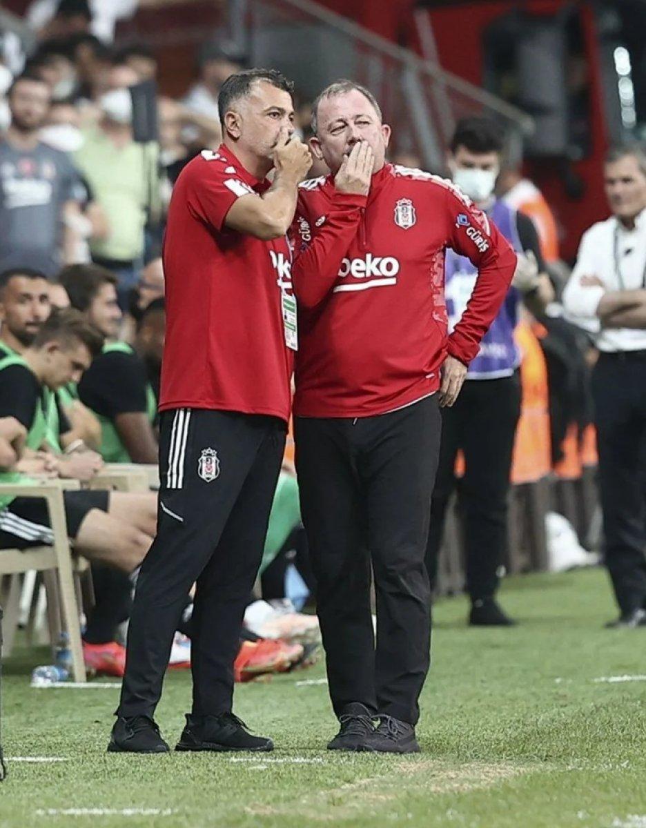 Kartal pençeyi taktı! Beşiktaş-Çaykur Rizespor maçı kaç kaç bitti? #12