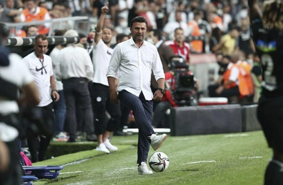 Kartal pençeyi taktı! Beşiktaş-Çaykur Rizespor maçı kaç kaç bitti? #11