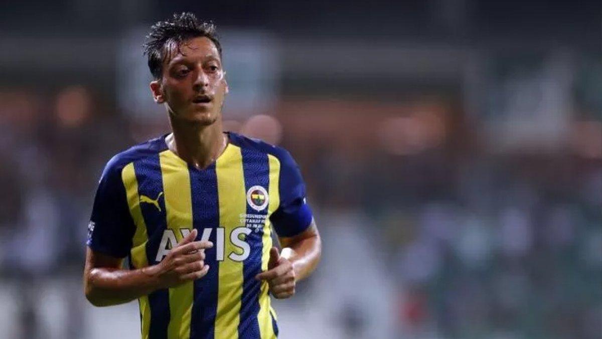 Mesut Özil: Bu formayı giymek gerçek bir rüya #2