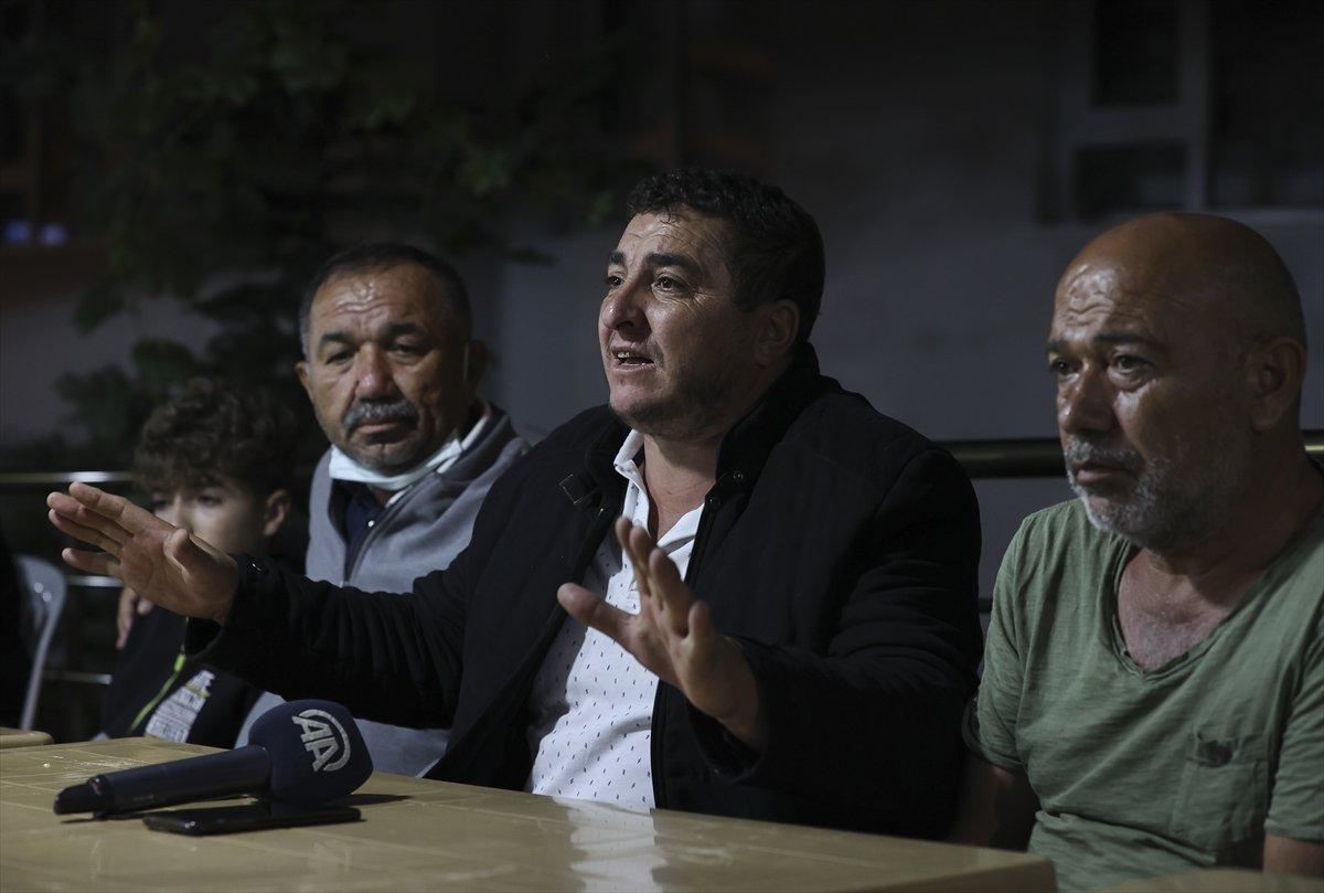Emirhan Yalçın'ın babasından Altındağ daki olaylara karşı birlik çağrısı #3