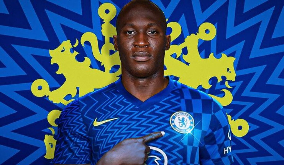 Chelsea ye transfer olan Lukaku bonservis rekoru kırdı #1