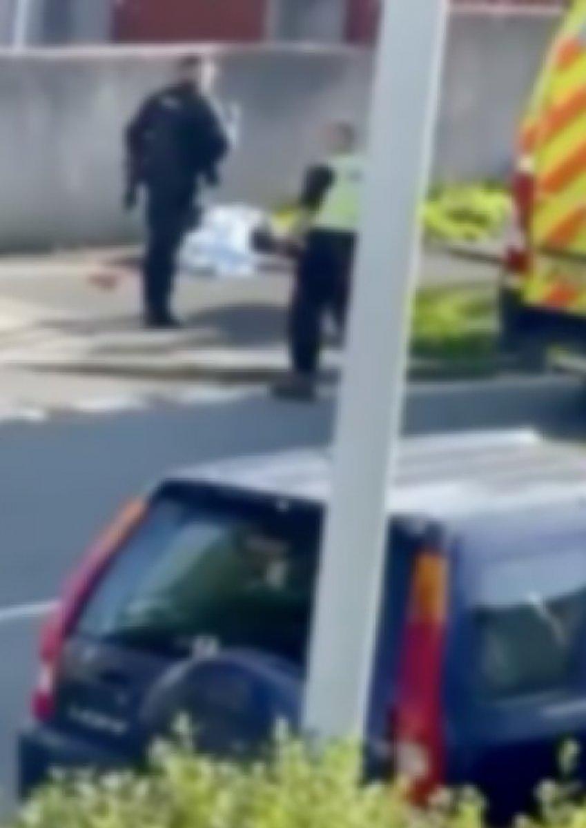 İngiltere de silahlı saldırı #2