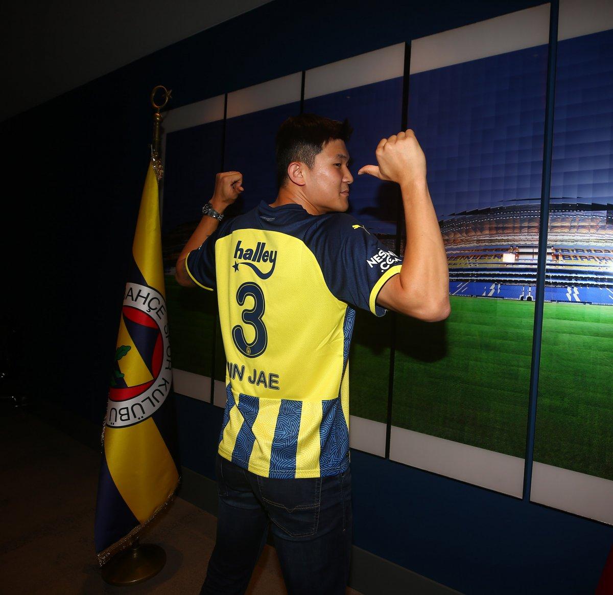 Fenerbahçe Min-jae Kim transferini açıkladı #2