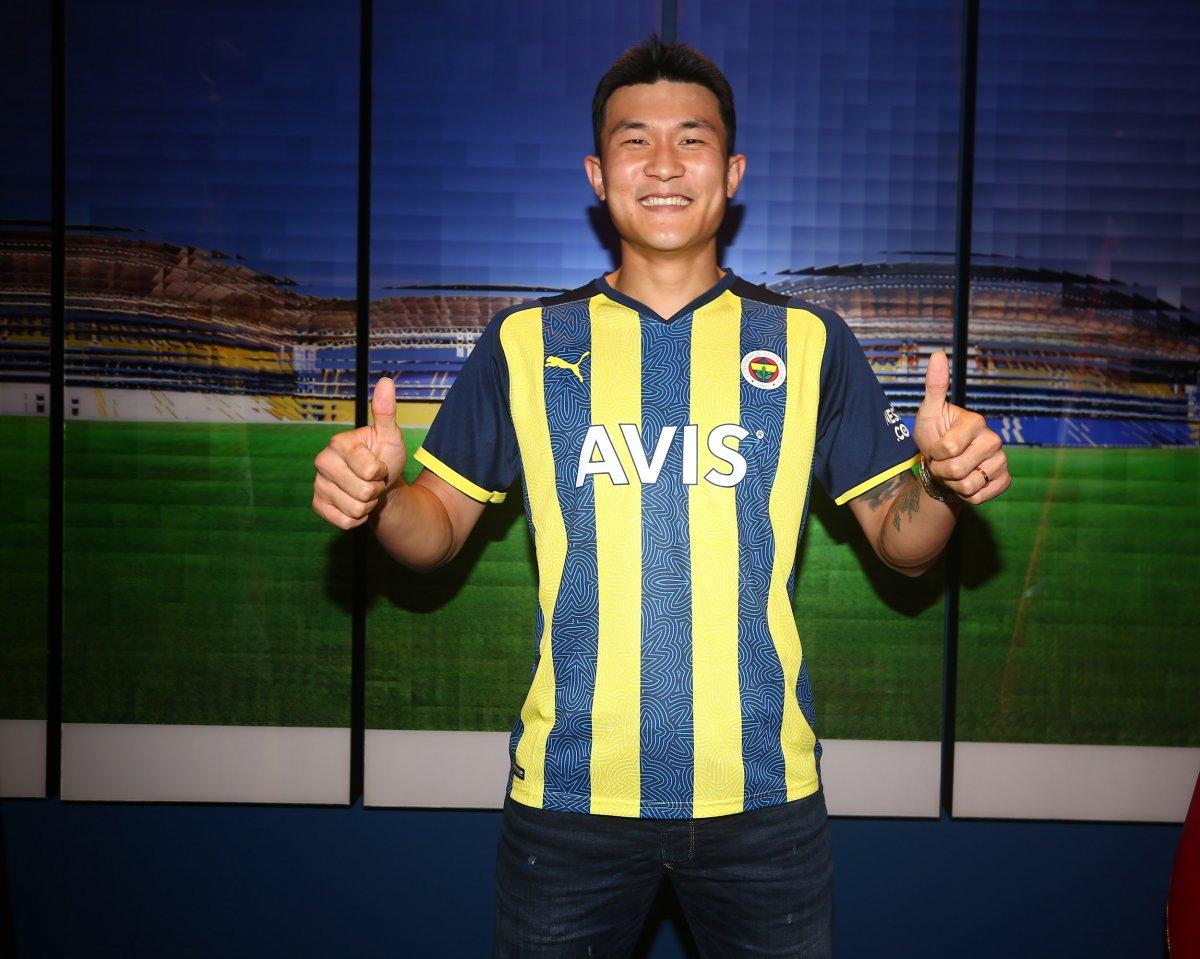 Fenerbahçe Min-jae Kim transferini açıkladı #1