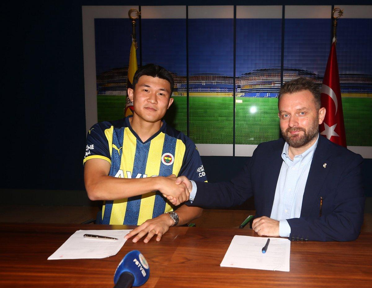 Fenerbahçe Min-jae Kim transferini açıkladı #4