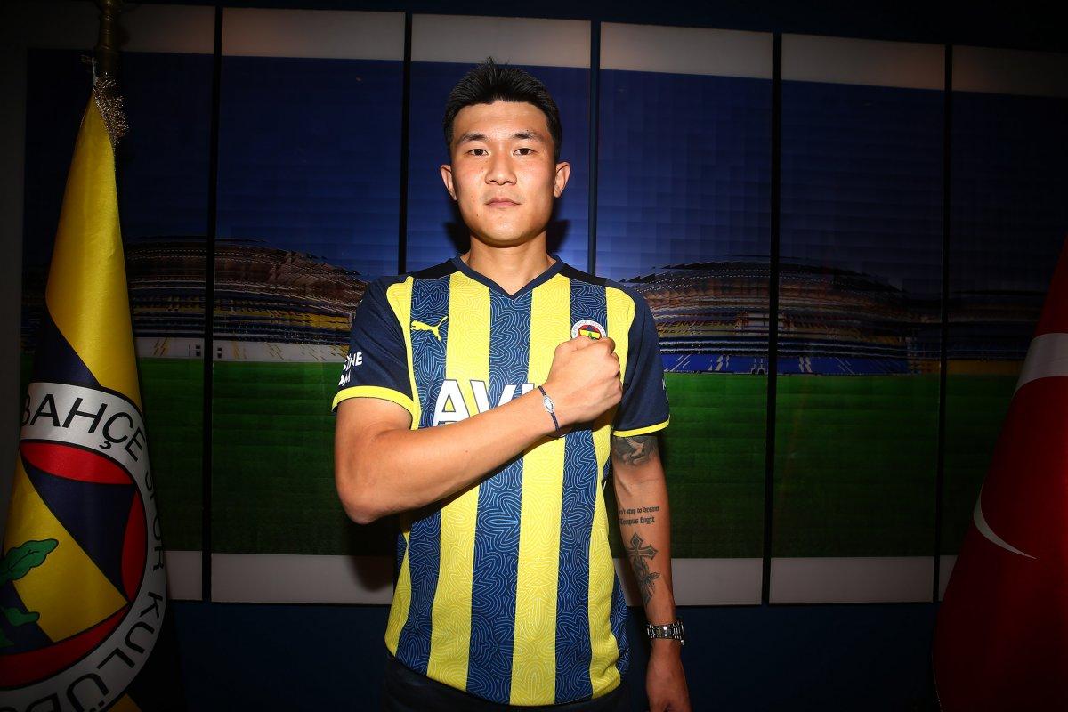 Fenerbahçe Min-jae Kim transferini açıkladı #3