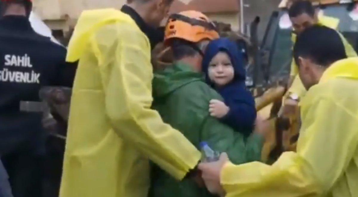 Kastamonu da annesiz kaldığı söylenen bebeğin ailesinden iyi haber #1