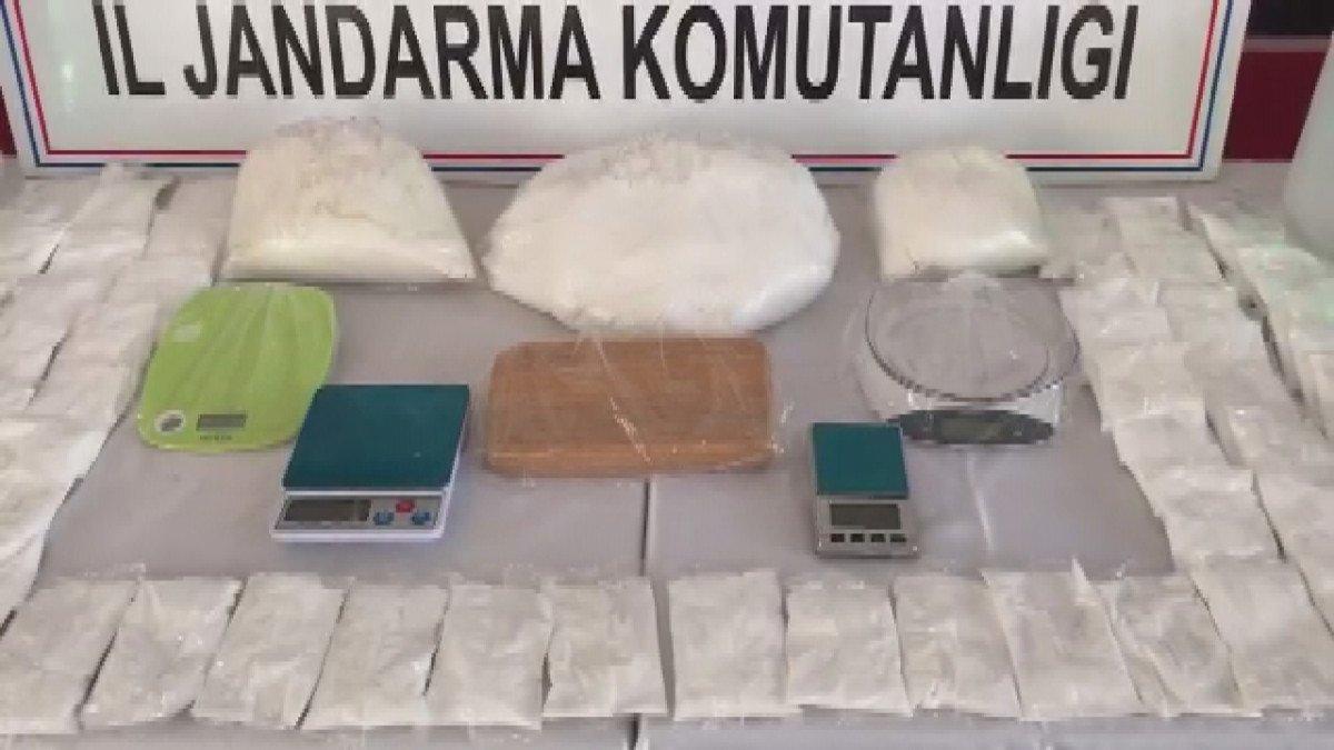 İstanbul da kokain mucitleri yakalandı #1