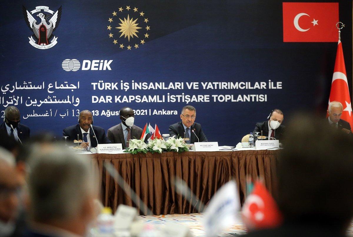 Sudan dan Türkiye ye 1 milyon dönüm tarım arazisi tahsis edildi  #1