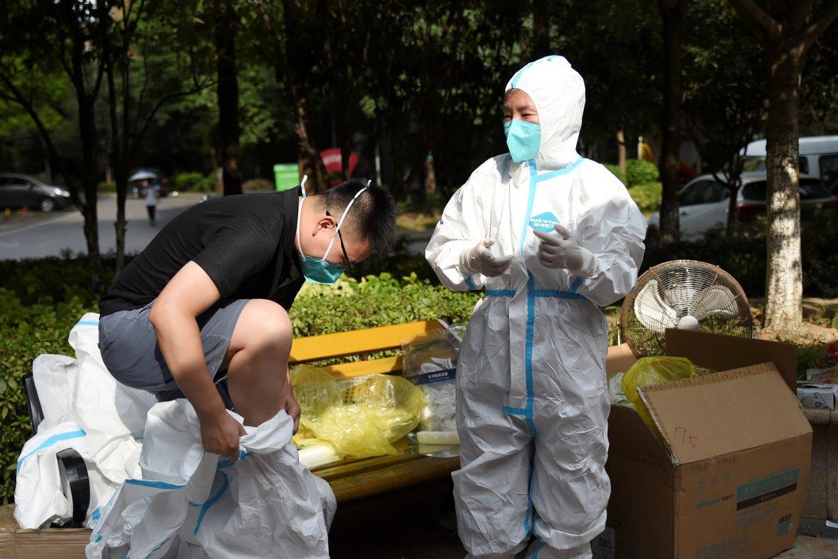 DSÖ ye göre koronavirüsün sıfır noktası Vuhan daki laboratuvar #5