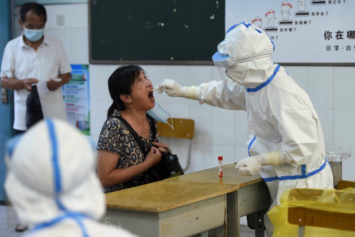 DSÖ ye göre koronavirüsün sıfır noktası Vuhan daki laboratuvar #3