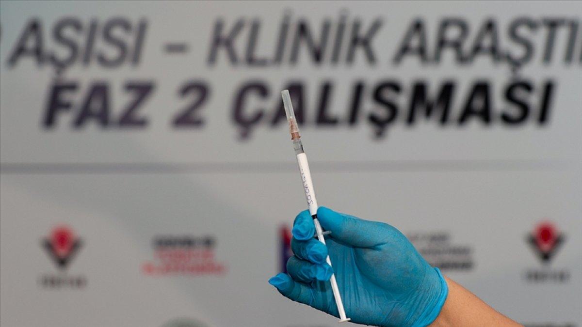 Mustafa Varank: VLP aşısında Faz-2 çalışmaları tamamlandı #3