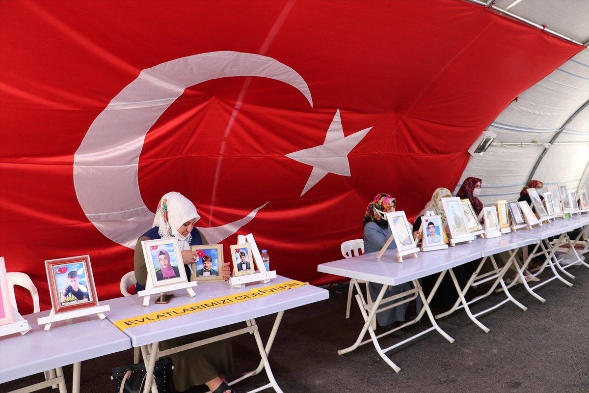 Diyarbakır annelerinin evlat nöbeti 711. gününde #5