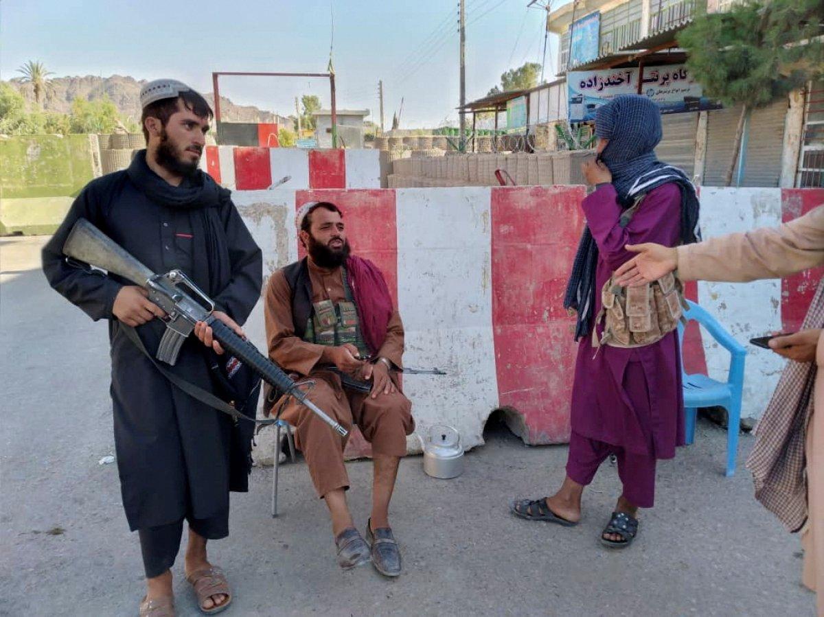 ABD istihbaratı: Taliban 1 hafta içinde Kabil i kuşatabilir #1