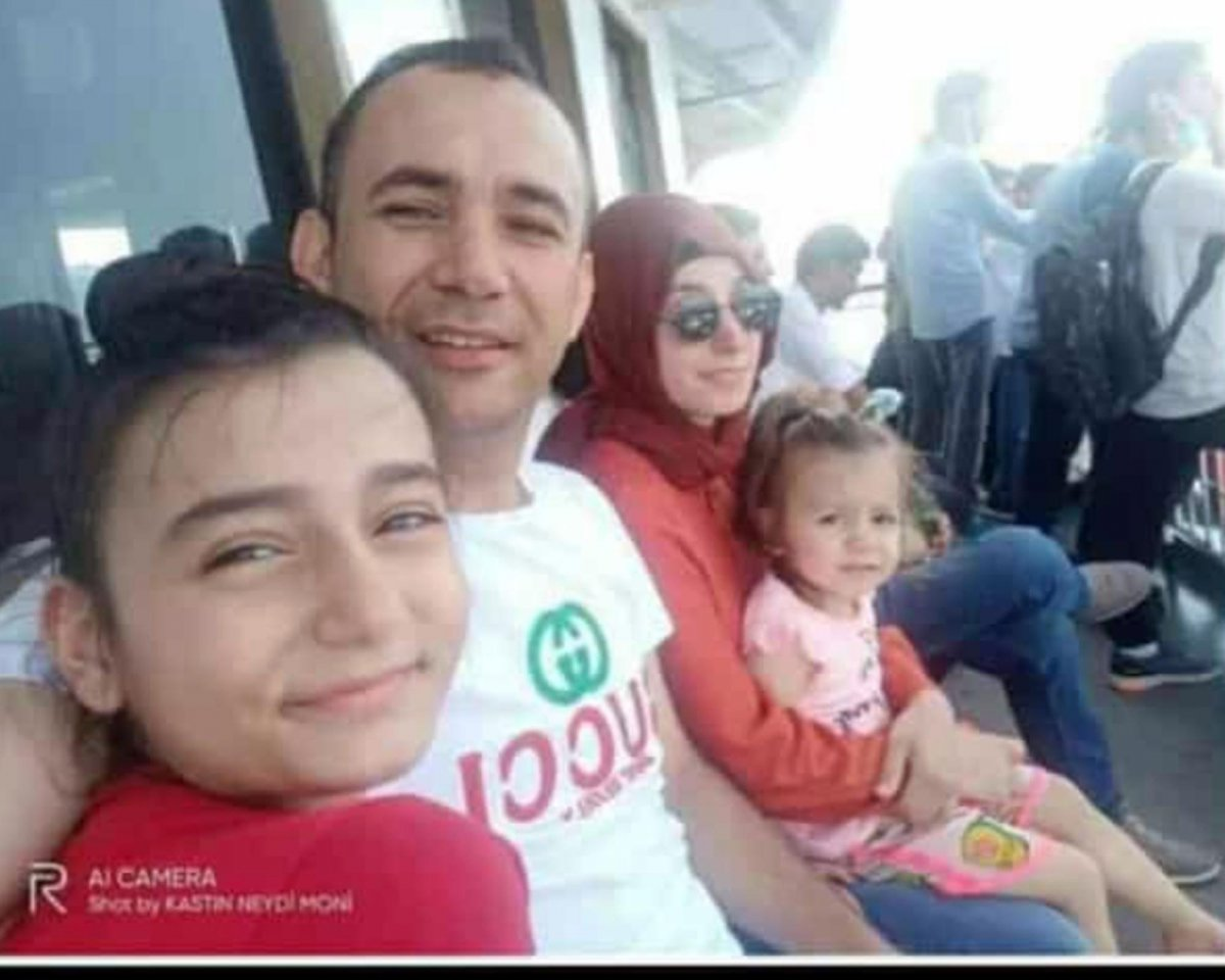 Kastamonu da selde kurtardığı küçük kızın ailesiyle sulara kapıldı #1