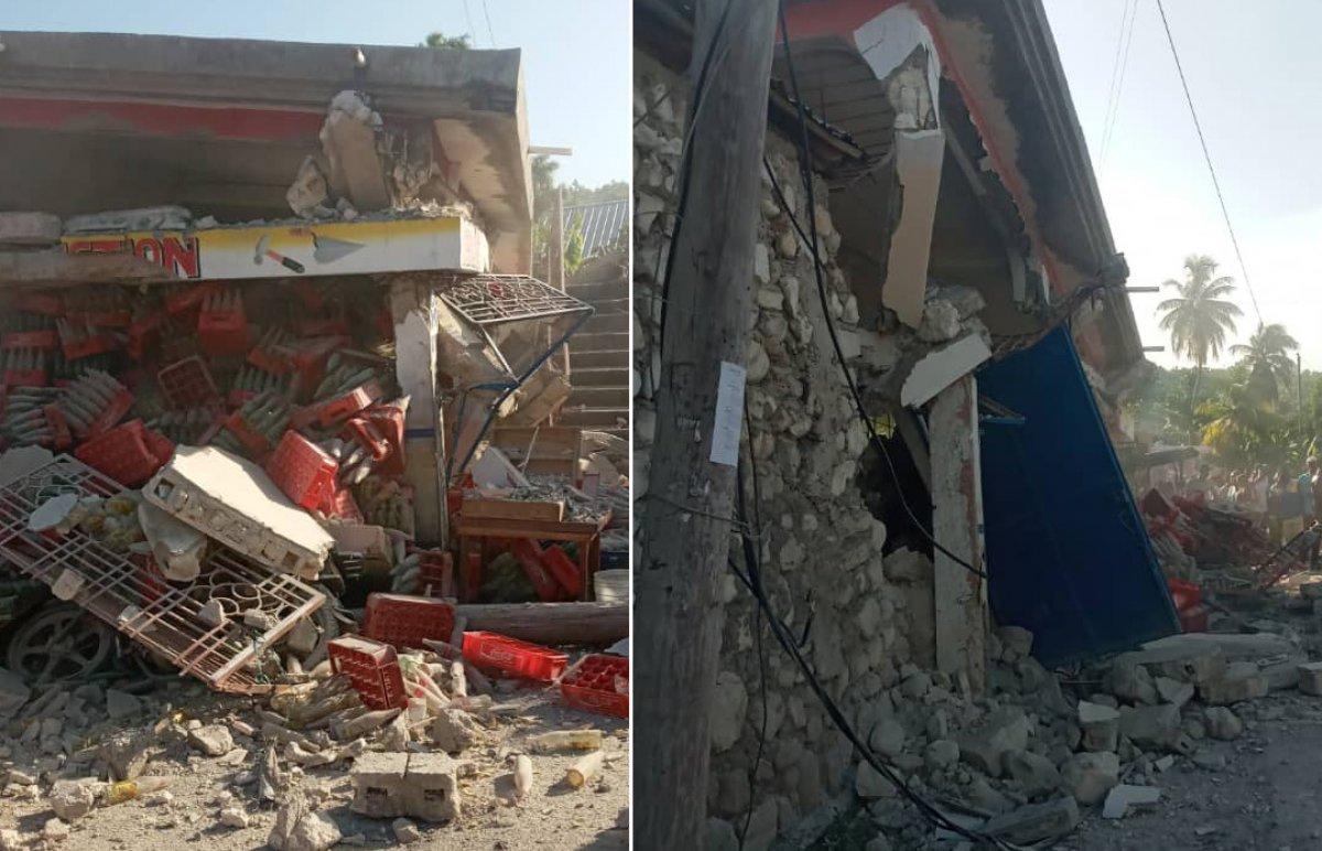 Haiti açıklarında 7,2 büyüklüğünde deprem #3