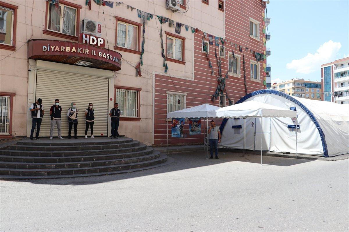 Diyarbakır annelerinin evlat nöbeti 711. gününde #7