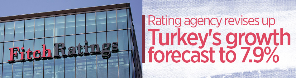 Fitch confirms Turkey's credit rating at 'BB-', outlook stable